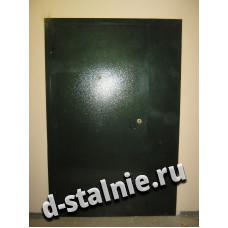 Стальная дверь 00-58, Порошковое напыление + Порошковое напыление