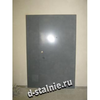 Стальная дверь 00-53, Порошковое напыление + Порошковое напыление