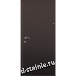 Стальная дверь 00-69, Порошковое напыление + Порошковое напыление