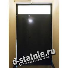 Стальная дверь 00-03, Краска + Краска