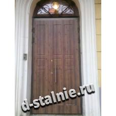 Стальная дверь 00-94, МДФ + МДФ