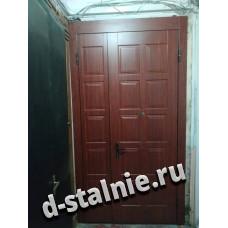 Стальная дверь 00-86, МДФ + МДФ