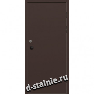Стальная дверь 00-74, Грунт + Грунт