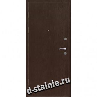 Стальная дверь 00-64, МДФ + МДФ