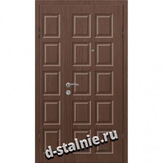 Стальная дверь 00-71, МДФ + МДФ