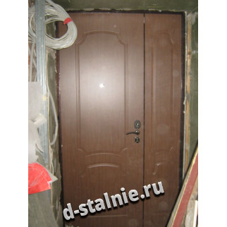 Стальная дверь 00-98, МДФ + МДФ