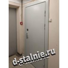 Стальная дверь 00-17, Порошковое напыление + Порошковое напыление