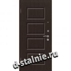 Стальная дверь 00-65, МДФ + МДФ