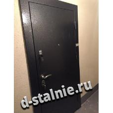 Стальная дверь 00-38, Порошковое напыление + Порошковое напыление