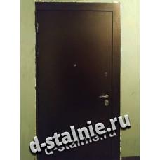 Стальная дверь 00-02, Краска + Краска