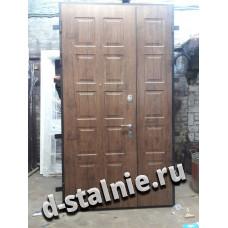 Стальная дверь 00-96, МДФ + МДФ