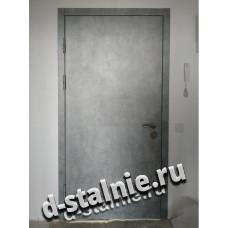 Стальная дверь 00-26, МДФ + МДФ