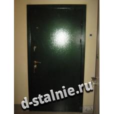 Стальная дверь 00-35, Порошковое напыление + Порошковое напыление