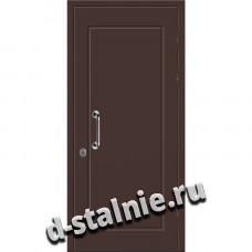 Стальная дверь 00-76, МДФ + МДФ