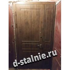 Стальная дверь 00-85, МДФ + МДФ