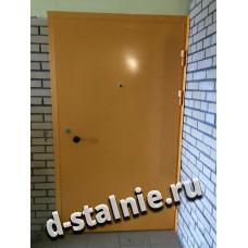 Стальная дверь 00-63, Порошковое напыление + Порошковое напыление