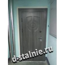 Стальная дверь 00-83, МДФ + МДФ