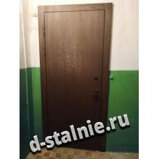 Стальная дверь 00-79, МДФ + МДФ