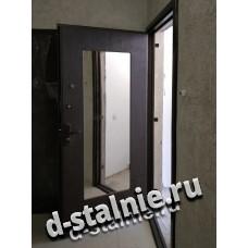 Стальная дверь 00-05, МДФ + МДФ