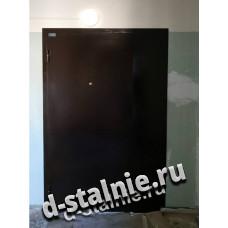 Стальная дверь 00-01, Краска + Краска