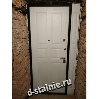 Стальная дверь 1-014, МДФ + МДФ