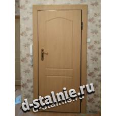 Стальная дверь 00-19, МДФ + МДФ