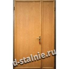 Стальная дверь П3, Ламинат + Ламинат