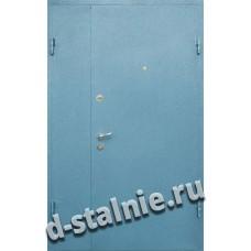 Стальная дверь П2, Нитроэмаль + Ламинат