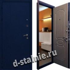 Стальная дверь Н-07, МДФ + МДФ