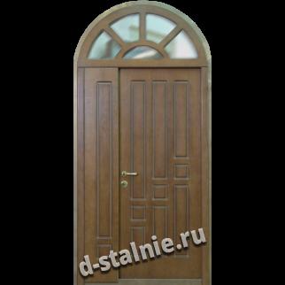 Стальная дверь 99-08, МДФ + МДФ