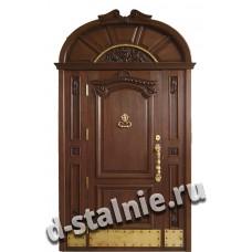Нестандартная металлическая дверь модель 99-04