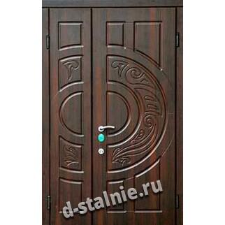Стальная дверь 99-06, МДФ + МДФ