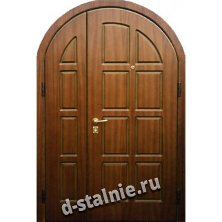 Стальная дверь 99-03, МДФ + МДФ