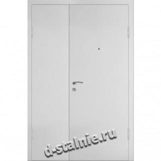 Стальная дверь СТФ-6, Порошковое напыление + Ламинат