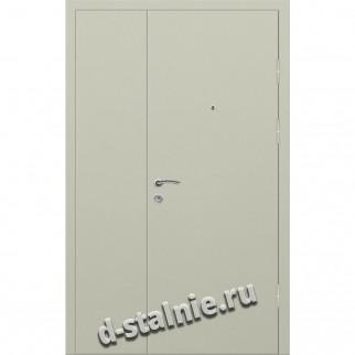 Стальная дверь СТФ-3, Порошковое напыление + Порошковое напыление