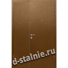 Входная металлическая дверь в старый фонд - СТФ-9