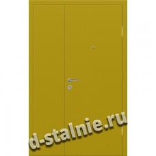Входная металлическая дверь в старый фонд - СТФ-2