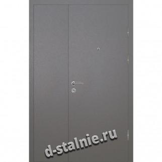 Стальная дверь СТФ-4, Порошковое напыление + Порошковое напыление