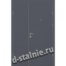 Входная металлическая дверь в старый фонд - СТФ-7