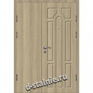 Стальная дверь СТФ-11, МДФ + МДФ