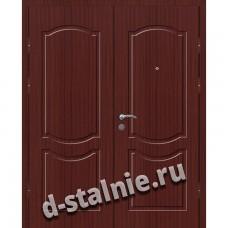 Входная металлическая дверь в старый фонд - СТФ-12