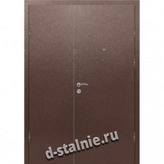 Стальная дверь СТФ-8, Порошковое напыление + Порошковое напыление