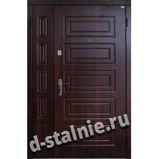Стальная дверь T8, МДФ + МДФ