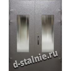 Стальная дверь T6, Порошковое напыление + Порошковое напыление