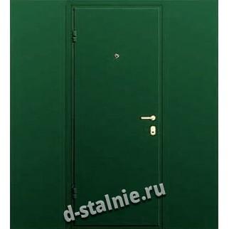 Стальная дверь T1, Нитроэмаль + Нитроэмаль