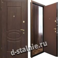 Стальная дверь в дом, модель 006
