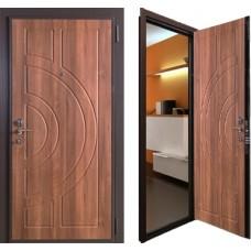 Стальная дверь в дом, модель 004