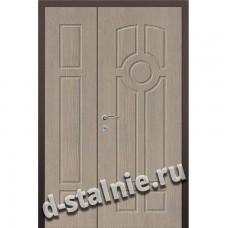 Стальная дверь ВН-018, МДФ + МДФ
