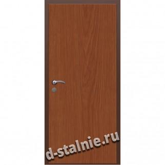 Стальная дверь ВН-011, Ламинат + Ламинат