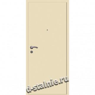 Стальная дверь ВН-003, Порошковое напыление + Ламинат